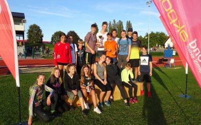 Atletika – ekipno področno prvenstvo