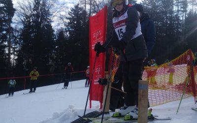 Občinsko prvenstvo mariborskih osnovnih šol v alpskem smučanju