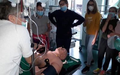 Obisk Medicinske fakultete