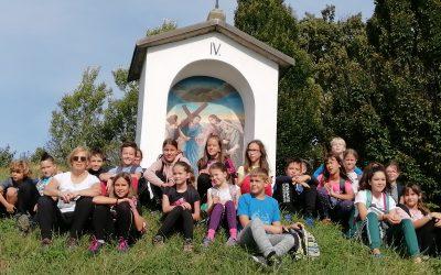 Pohod mladih planincev v Vodole