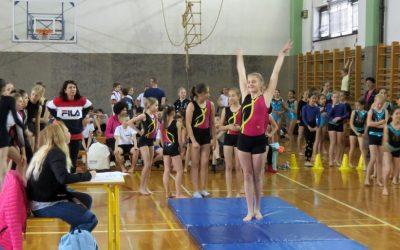 Občinsko prvenstvo v gimnastiki