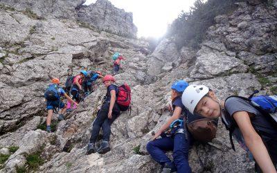 Planinski pohod na Malo Ojstrico 2019 m